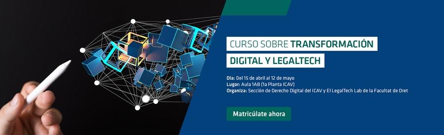 Curso sobre transformación digital